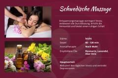 Schwedische-Massage