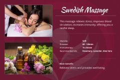 Swedish-Massage